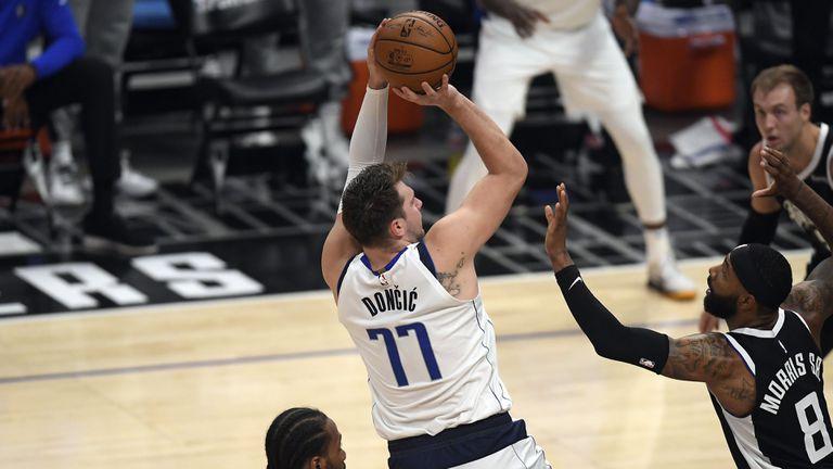 Шоуто на Дончич му осигури още едно място в историята на НБА