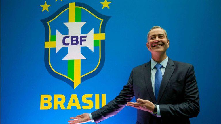 Шефът на бразилския футбол e обвинен в сексуално насилие
