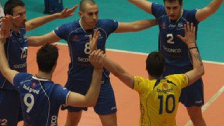 Левски-Сиконко обърна ЦСКА с 3:1 и е на победа от титлата