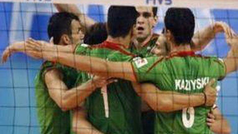 България се справи със САЩ - 3:2