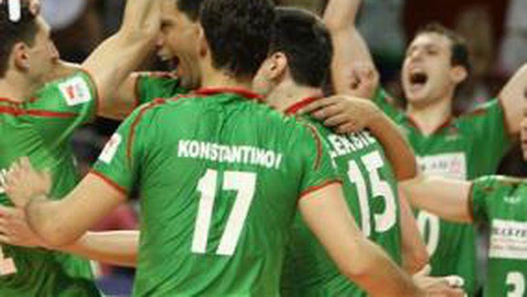 Пламен Константинов: Мачът щеше да e различен, ако бяхме спечелили втория гейм