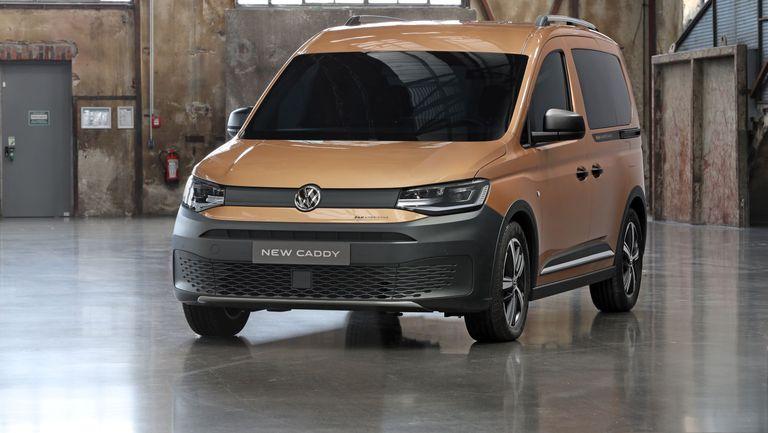 Volkswagen предсави Caddy PanAmericana