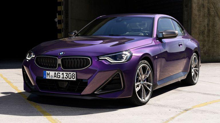 BMW представи новата Серия 2 Купе