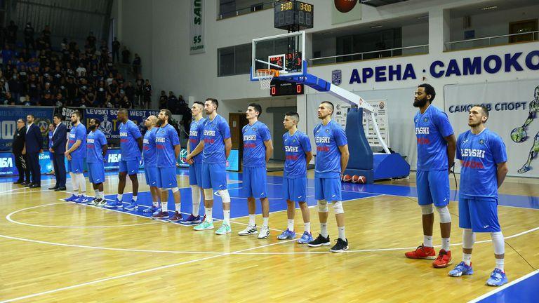 Украинският шампион застава на пътя на Левски Лукойл в квалификациите за ШЛ