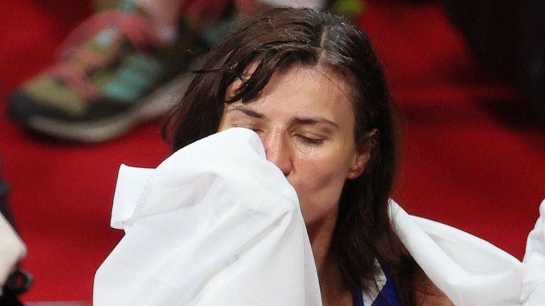 Стойка Кръстева: Спирам със спорта! Решението ми е окончателно