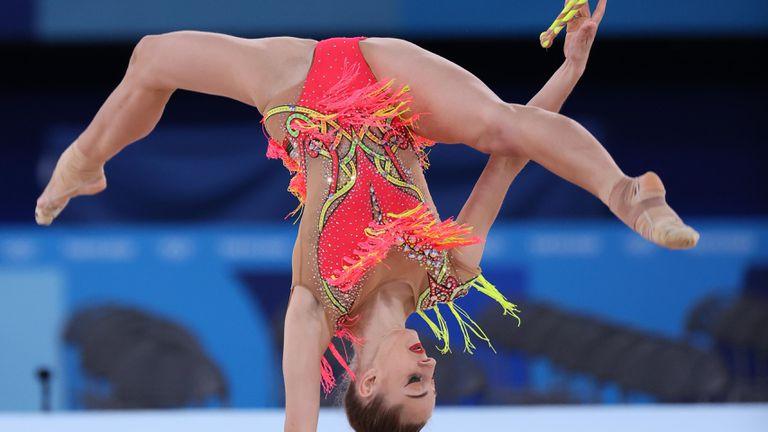 Боряна Калейн завърши пета на финала в Токио