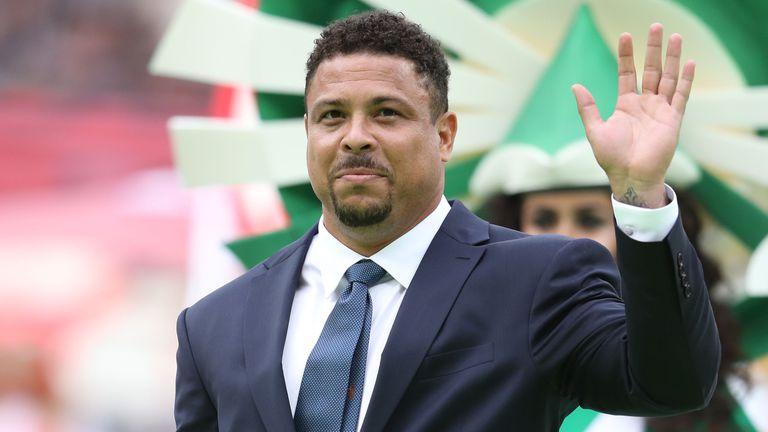 Роналдо с коментар за Мбапе