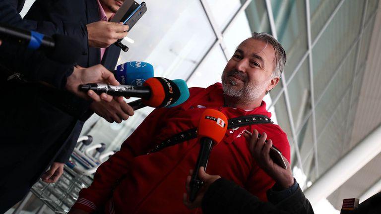 Ясен Петров: Имам мисия с тези момчета! Ще бъда с това ръководство на БФС