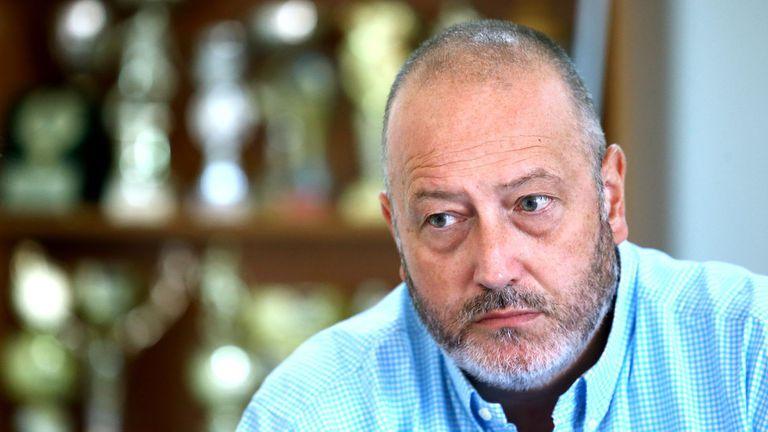 Шеф на клуб от efbet Лига подаде оставка, задържа се само два месеца