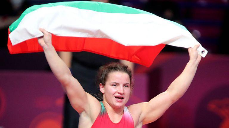 Страхотно! Биляна Дудова е световна шампионка!