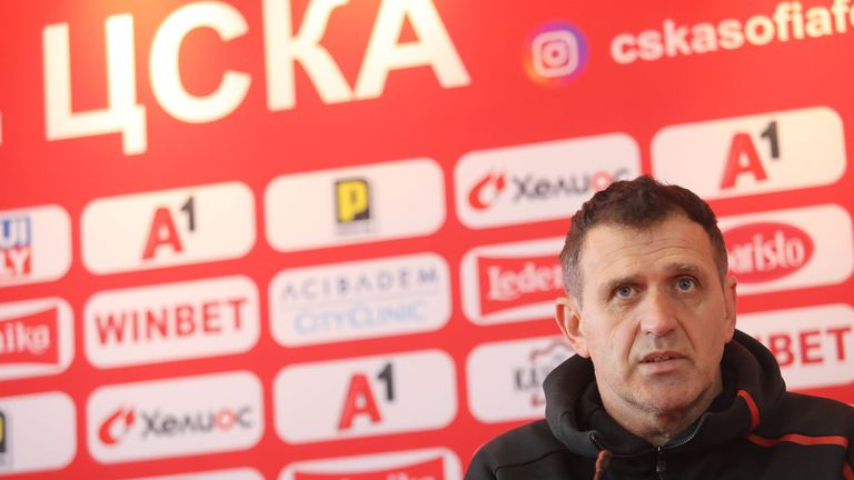 Акрапович: Радвам се за успеха на ЦСКА