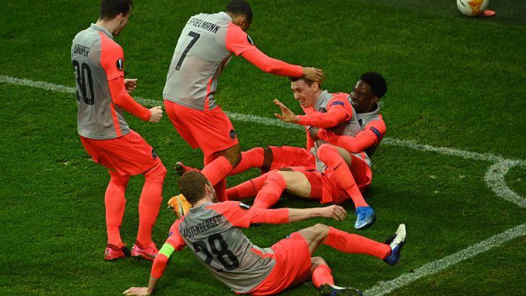 Леверкузен отпадна от Лига Европа след домакинско 0:2 от Йънг Бойс