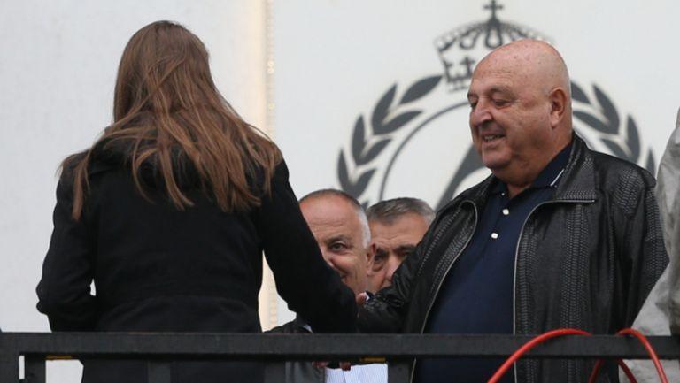 Силните хора в Славия и Арда ще гледат мача на живо