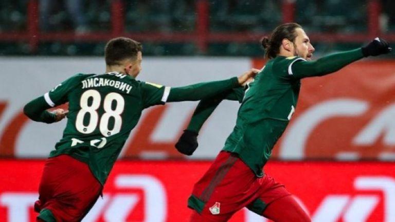 Локомотив (Москва) - ЦСКА (Москва) 2:0