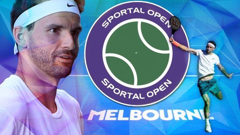 """Sportal Open"" с Никола Ибришимов: Докъде ще помечтаем с Гришо в Австралия?"