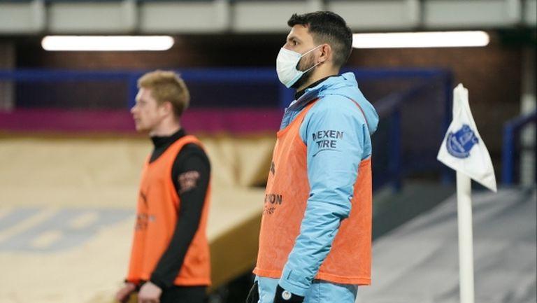 Агуеро: След края на сезона ще мисля за бъдещето