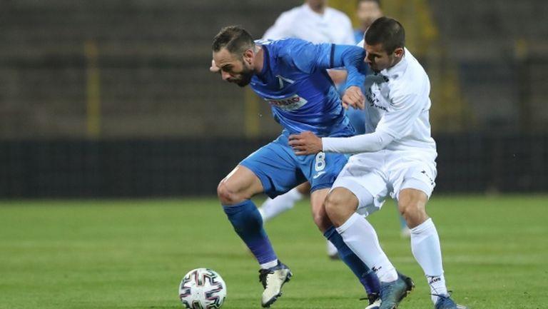 Симеон Славчев: През минала година само в един мач играх напълно здрав