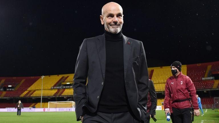 Пиоли: Срещаме големия фаворит на стадион, донесъл ни славни моменти