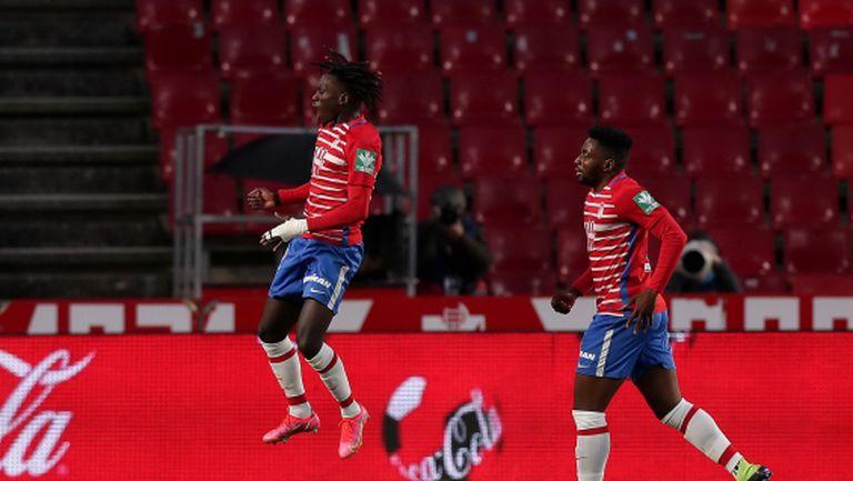 Гранада пренесе в Ла Лига хубавите емоции от Лига Европа