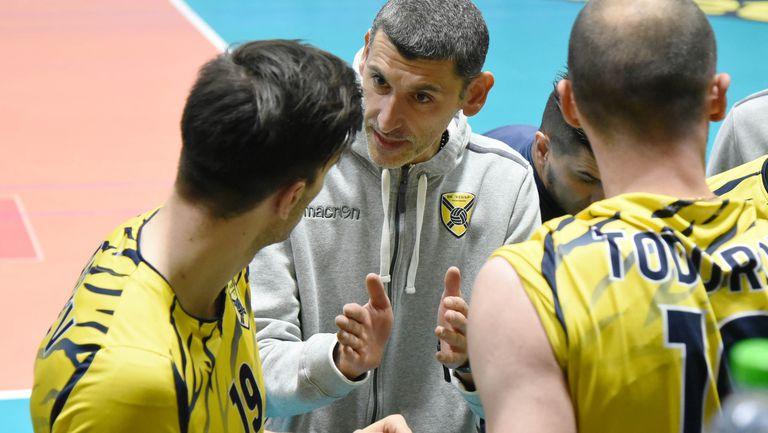 Александър Попов пред Sportal.bg: В Пазарджик има най-добрите условия за волейбол в България