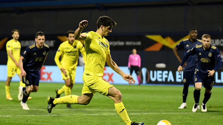 Динамо Загреб - Виляреал 0:1