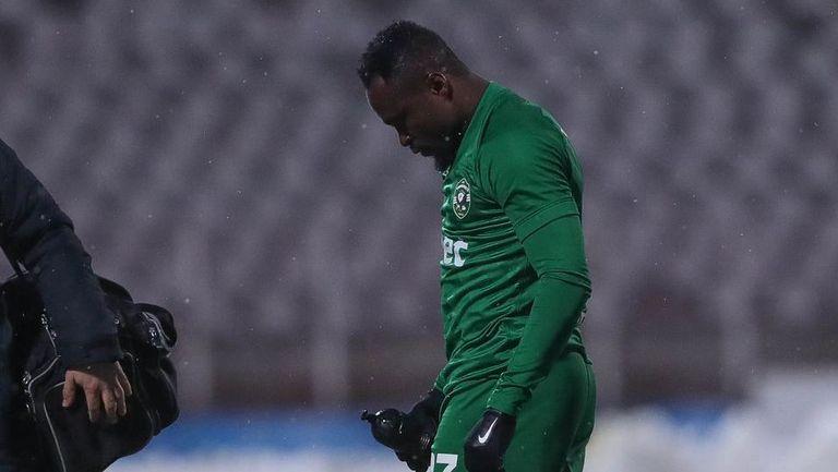 Текпетей чака повиквателна от националния отбор на Гана