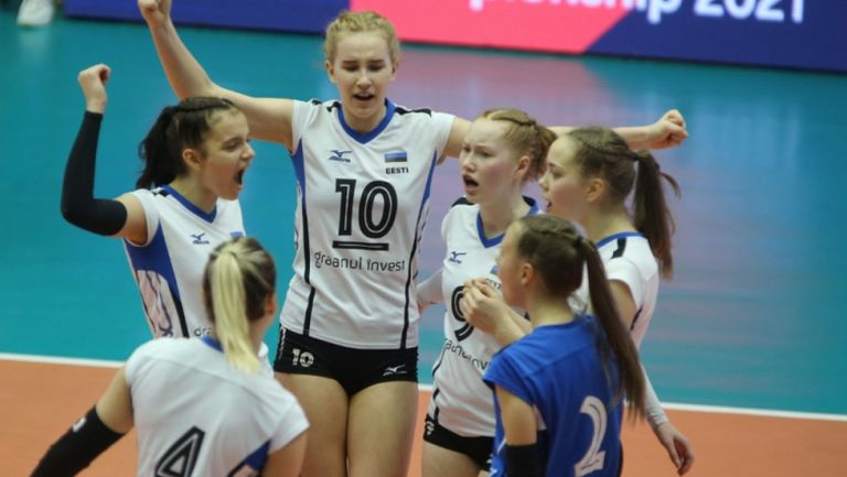 Естония започна с победа на евроквалификацията в София (видео)