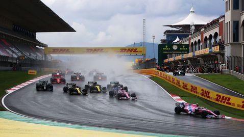 Гран При на Турция във Формула 1 под въпрос?