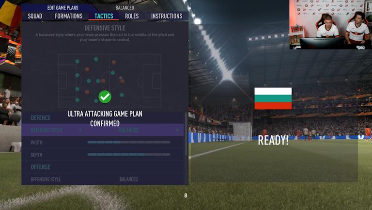 FIFAe Nations Series: България – Румъния 4:5 (Четвърти мач)