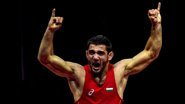 Олимпийска квалификация по борба
