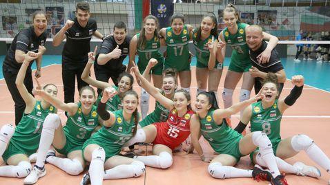България U16 с отличен старт на европейската квалификация  в София (видео + снимки)🏐