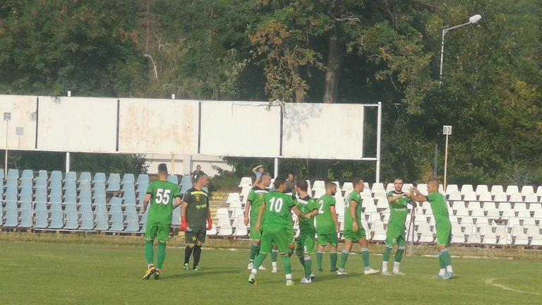 Устрем (Дончево) възобновява участието си в Североизточната Трета лига