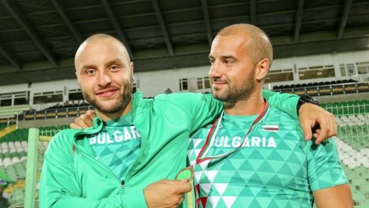 Марк Славов пети във финал Б на Европейската купа по хвърляния
