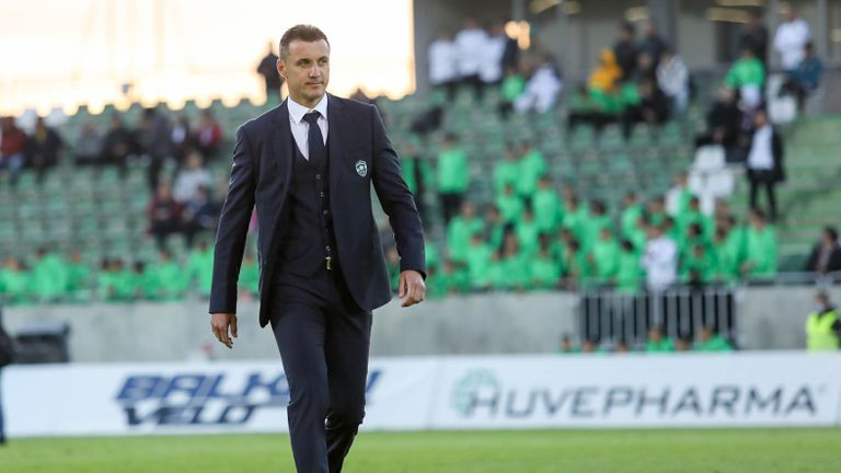 Станислав Генчев: Недопустимо второ полувреме за нашия отбор, вината е изцяло в нас