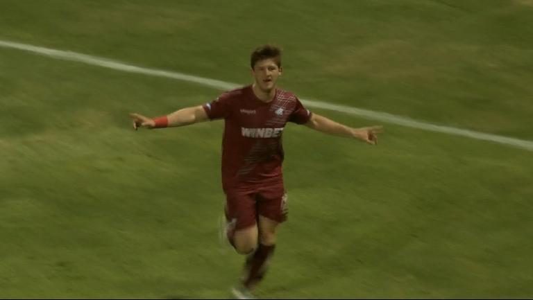 Септември поведе с 3:1 на Пирин след втори гол на Кабов