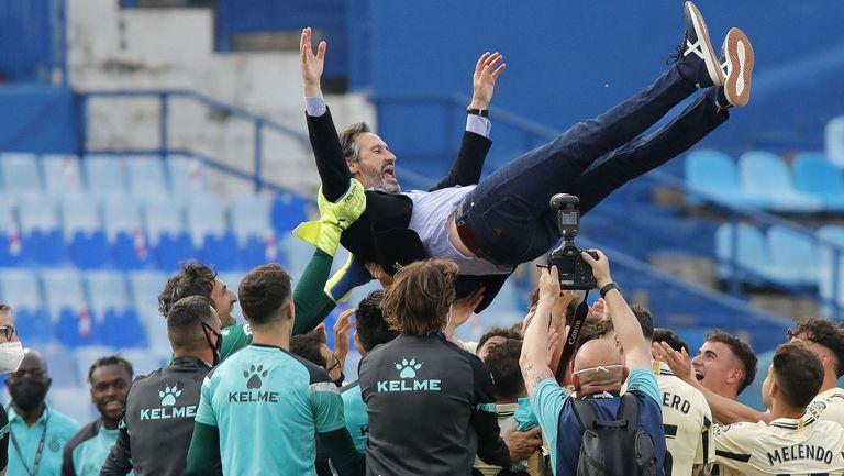 Еспаньол се завърна в Ла Лига