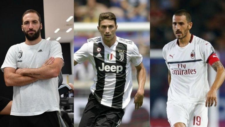 Мегасделката между Ювентус и Милан е факт!