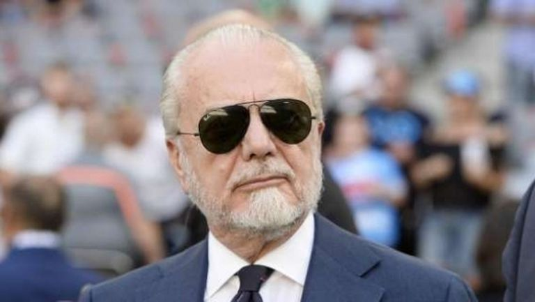 Президентът на Наполи закупи закъсалия Бари
