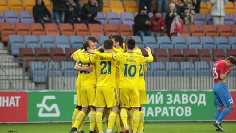 БАТЕ Борисов пречупи ХИК за 4 минути