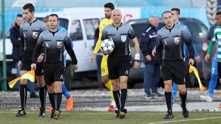 Станислав Тодоров ще ръководи Лудогорец- Локомотив (Пд), а Стефан Апостолов е назначен на Ботев (Вр) - Левски