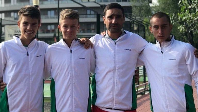 Юношите спечелиха утешителния турнир на Европейската лятна купа