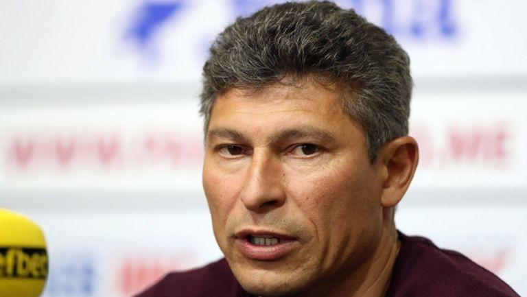 Балъков: Ботев Пд и Берое са абсолютно конкурентни на Лудогорец, ЦСКА и Левски