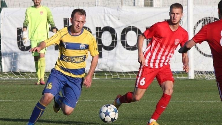 Марица (Пд) представя отбора с контрола срещу Асеновец
