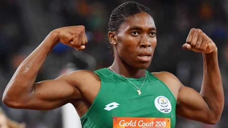 Кастер Семеня с нов рекорд на Южна Африка на 400 метра