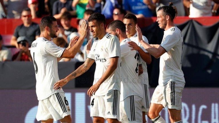 Реал Мадрид обърна Ювентус, Асенсио с два гола (видео)