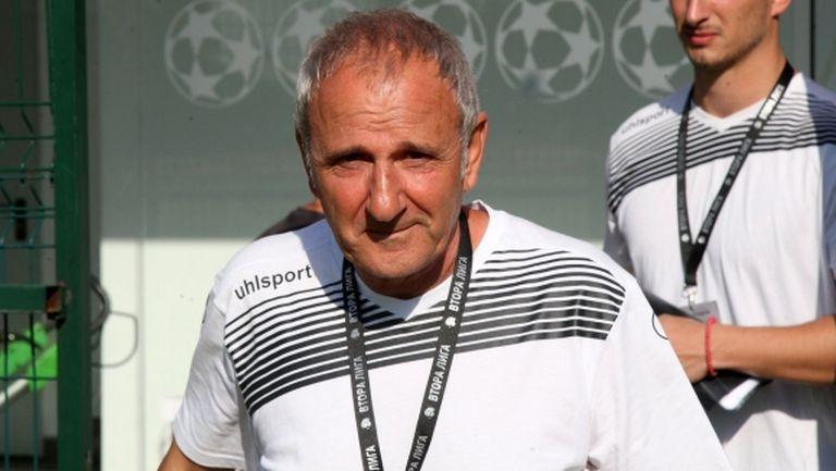 Никола Спасов: Трябваше да вкараме поне още три гола (видео)