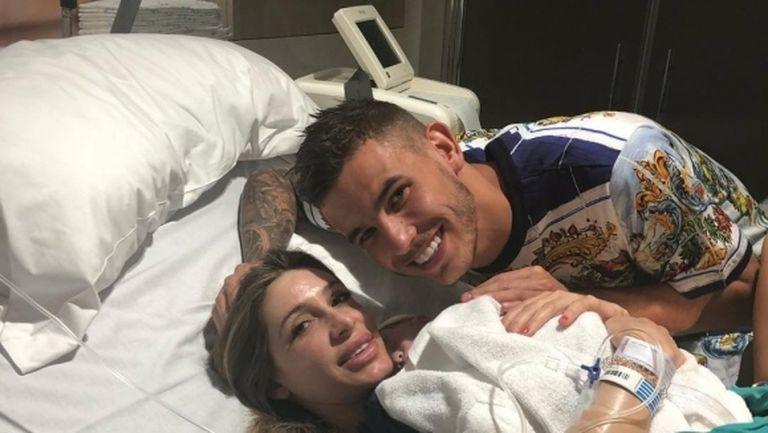 Играч на Атлетико Мадрид стана баща