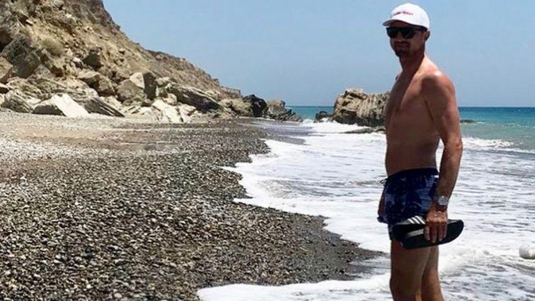 Бивш футболист на Реал Мадрид почива в България