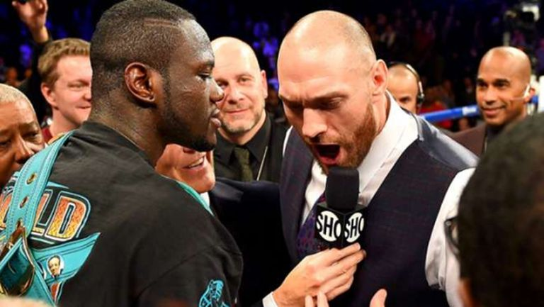 Босът на WBC: Фюри е следващият съперник на Уайлдър