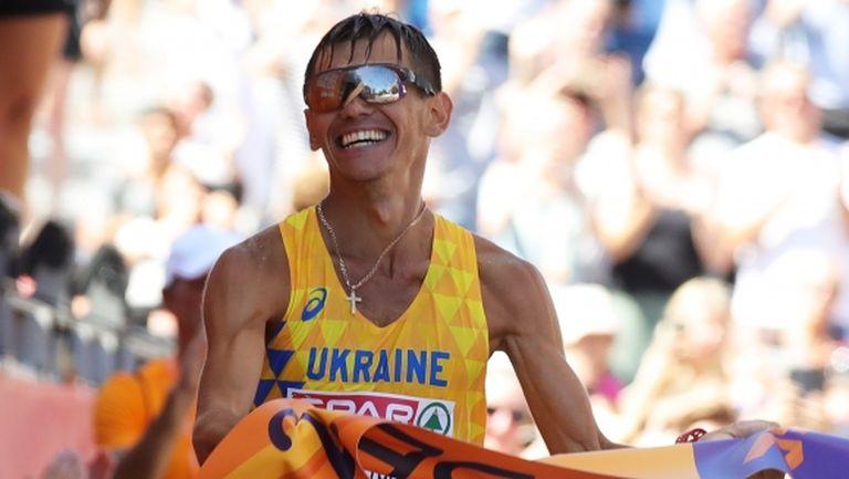 Закалницкий спечели първата титла от ЕП по лека атлетика в Берлин